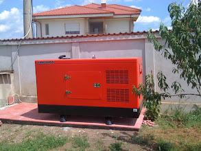 Photo: Generator Yanmar 45 kVA, Mogosoaia, Ilfov