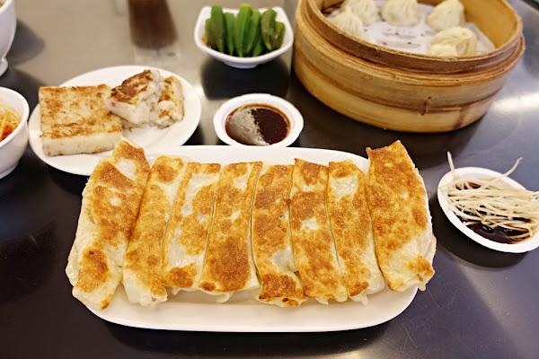 杭州小籠湯包 外國遊客多 鍋貼比小籠包好吃