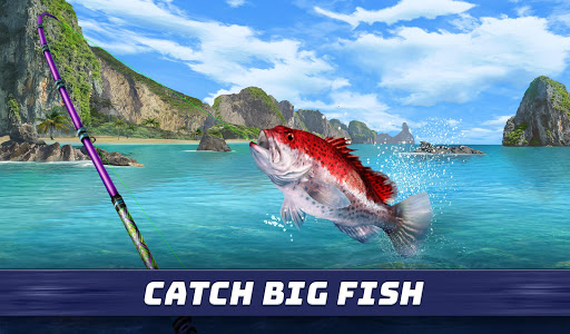 Fishing Clash: Catching Fish Game. Bass Hunting 3D screenshots 13