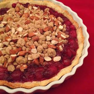 Cranberry Almond Tart