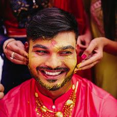 Wedding photographer Manish Patel (THETAJSTUDIO). Photo of 02.04.2018