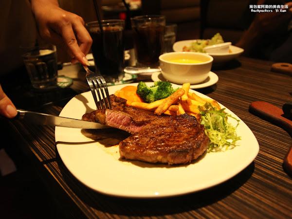 傑克兄弟牛排館 驚豔的美式餐點