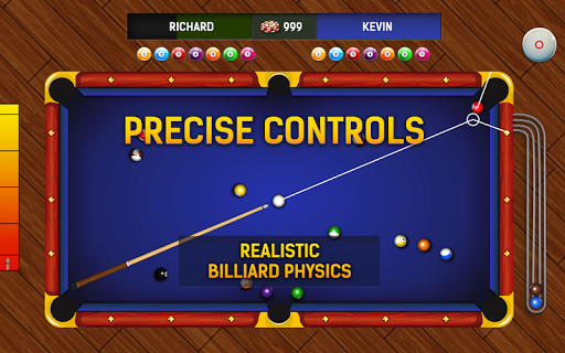 Pool Clash: 8 Ball Billiards & Top Sports Games modavailable screenshots 3