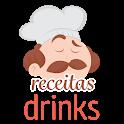 Drinks e Coquetéis - Receitas em Português icon