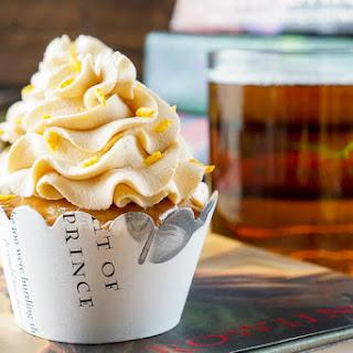 Harry Potter Butterbeer Cupcakes.