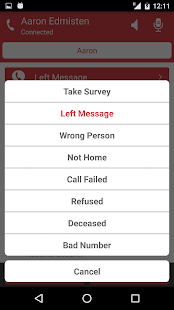 Red Dialer- screenshot thumbnail