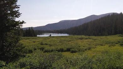 Photo: Leaving Bear Lake