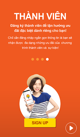 android Sunny Club by Shinhan Bank Screenshot 0