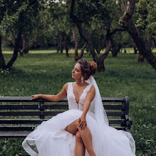Wedding photographer Anna Nikolaeva (nicolaeva92). Photo of 13.09.2018
