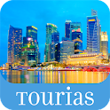 Singapore Travel Guide–Tourias icon
