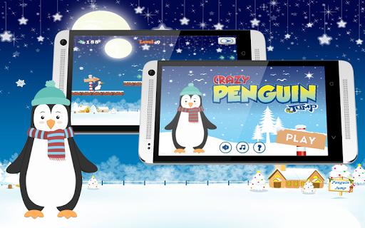 Crazy Penguin Run