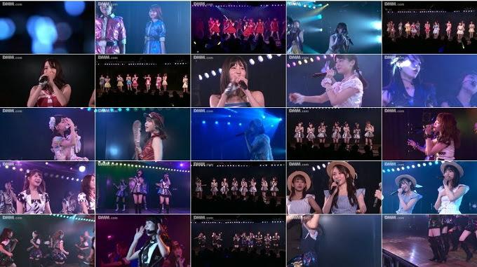 180919 AKB48 高橋朱里チームB 「シアターの女神」公演 中西智代梨 生誕祭 DMM HD