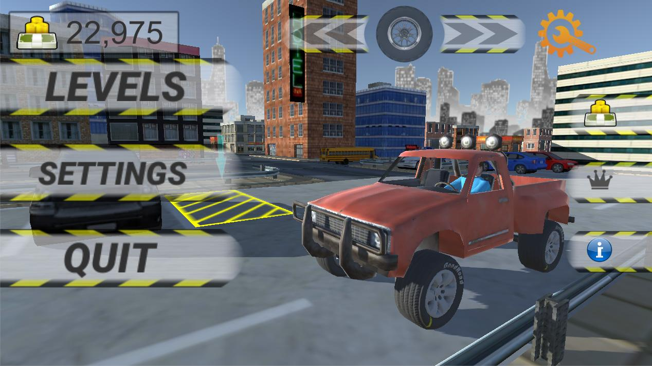 Park It Properly is a parking simulator game. Your goal is to sit behind the steering wheel of your vehicle and you have to drive through checkpoints and find your parking spot where you can park the car, like in real life.