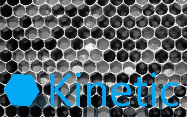 Kinetic Web Page