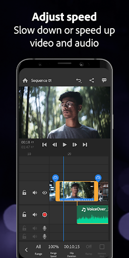 Adobe Premiere Rush u2014 Video Editor 1.5.20.571 screenshots 4