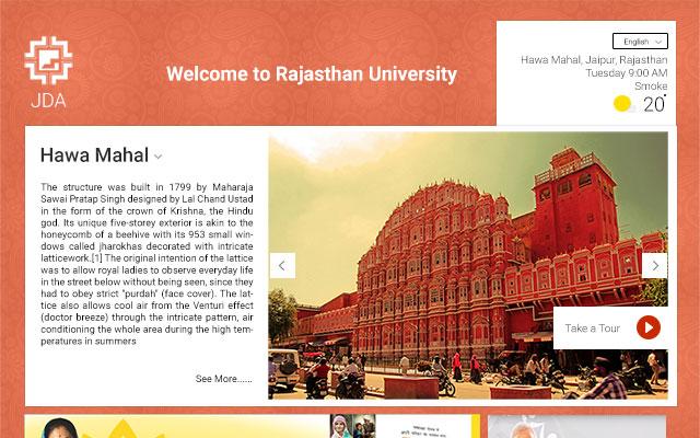 Rajasthan Univercity Sterlite