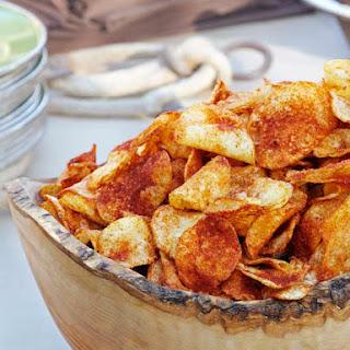 Barbecue Potato Chips.