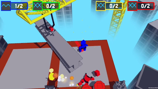 Download Robot Battle 1-4 player offline mutliplayer game For PC Windows and Mac apk screenshot 3