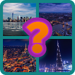 City Quiz Trivia Icon