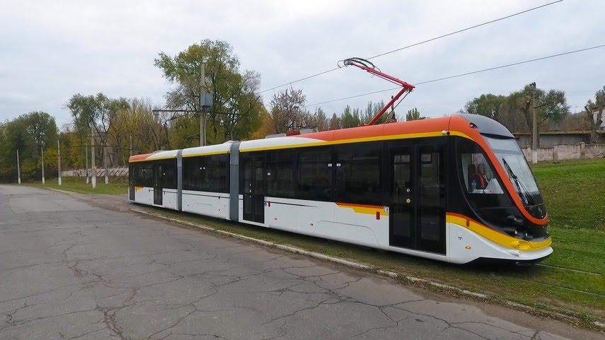 Одеська компанія «Татра-Південь» завершила випробування нового трамвая