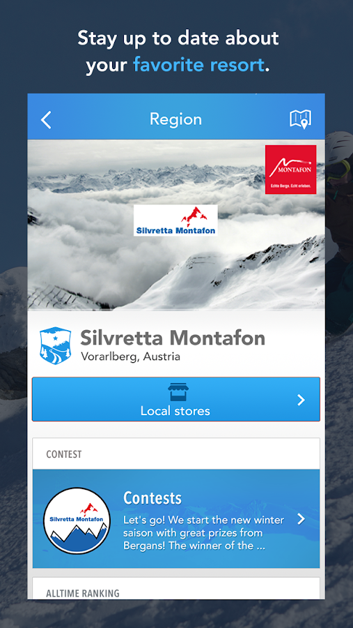 MAPtoSNOW for Ski & Snowboard- screenshot