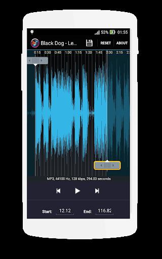 無料音乐AppのMp3 Cutter & Ringtone Maker|HotApp4Game