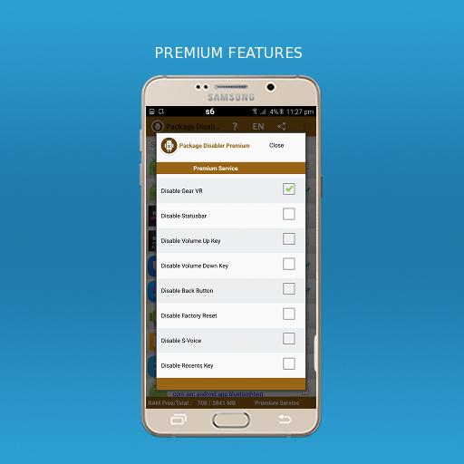 Download APK: Package Disabler Pro + (Samsung) v15.2 [Paid]