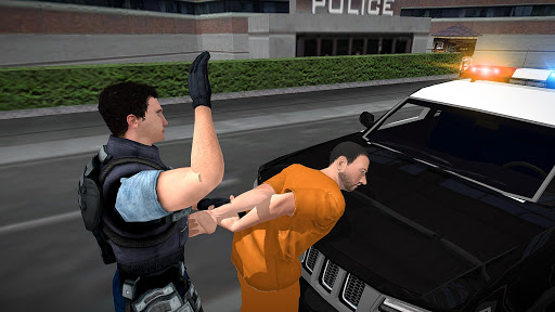 Police Truck Gangster Chase for PC