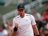 Le beau soutien du monde du tennis pour Andy Murray
