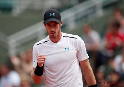 Bonne nouvelle pour Andy Murray