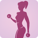 Female Hard Workouts icon