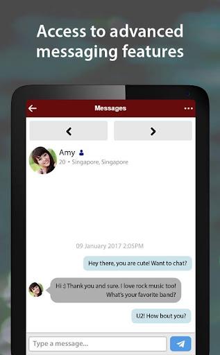 SingaporeLoveLinks - Singapore Dating App 3.1.5.2411 screenshots 12
