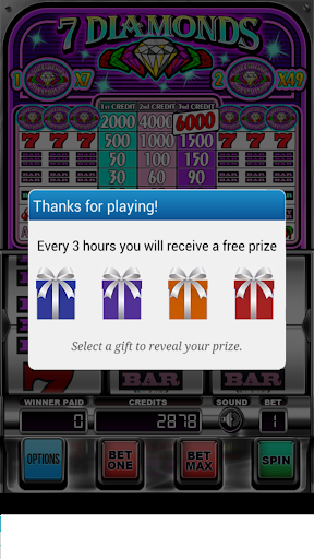 Seven Diamonds Deluxe : Vegas Slot Machines Games 3.1.2 screenshots 5