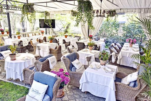 Банкетный зал «Летняя веранда» для свадьбы на природе