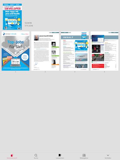 web & mobile DEVELOPER screenshots 3