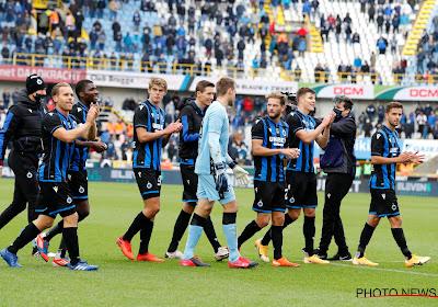 0-0 ruststand bij Zenit - Club Brugge