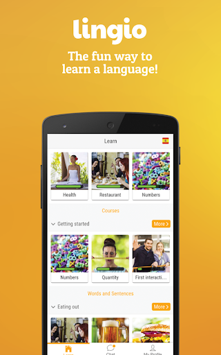 玩免費教育APP|下載Lingio: languages with friends app不用錢|硬是要APP