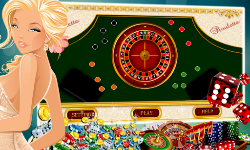 Jackpot Party Roulette Slots