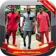Ankara Men Fashion styles by unrinc icon