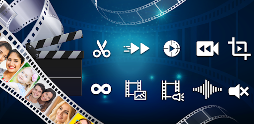 Free Video Editor to make awesome videos - Cut, Crop, Reverse, Merge videos.