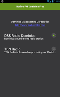 Radios FM Dominica Free - náhled