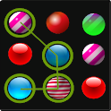 3D Balls Pattern Lock icon
