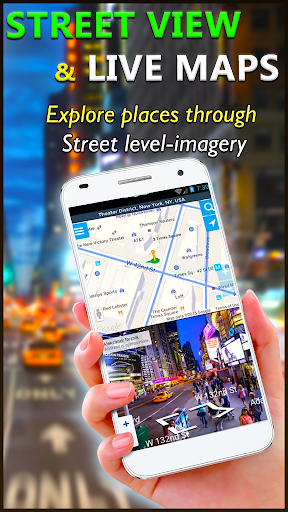 Street View Live 2019 - GPS Map, Navigation 1.0 screenshots 1