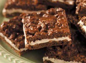 Deluxe Chocolate Marshmallow Bars Recipe