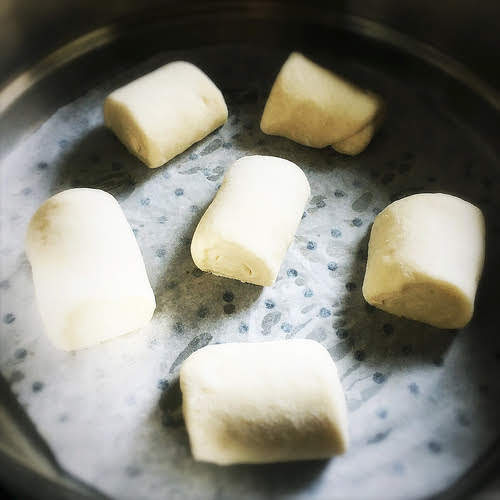 Chinese bread, chinese,  麵包, Steamed Buns, Mantou, recipe, chinese yeast bread, sweet bread, 饅頭