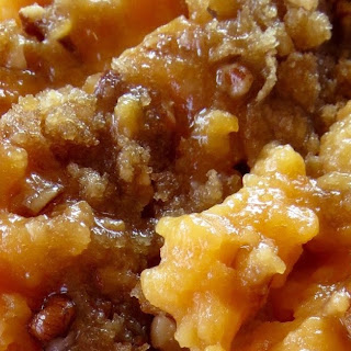 SWEET POTATO CRISP CASSEROLE