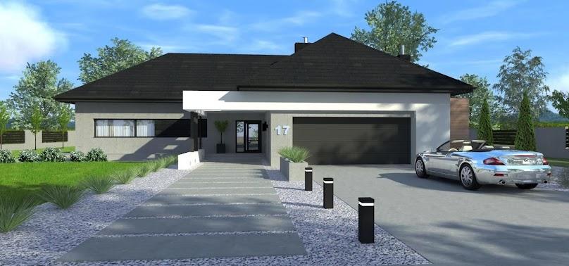 Projekt domu New House 17