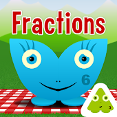 Squeebles Fractions