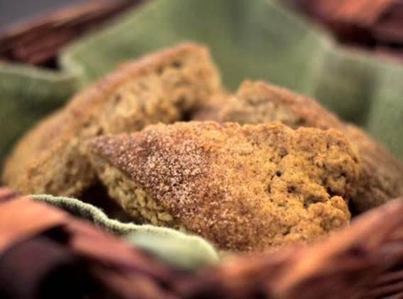 Brown Sugar And Oat Scones