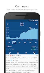 Crypto App – Widgets, Alerts, News, Bitcoin Prices 4